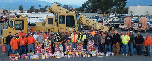DPW Ops 13 Toy Drive