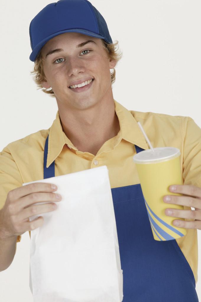 Fast Food Restaurant Employee