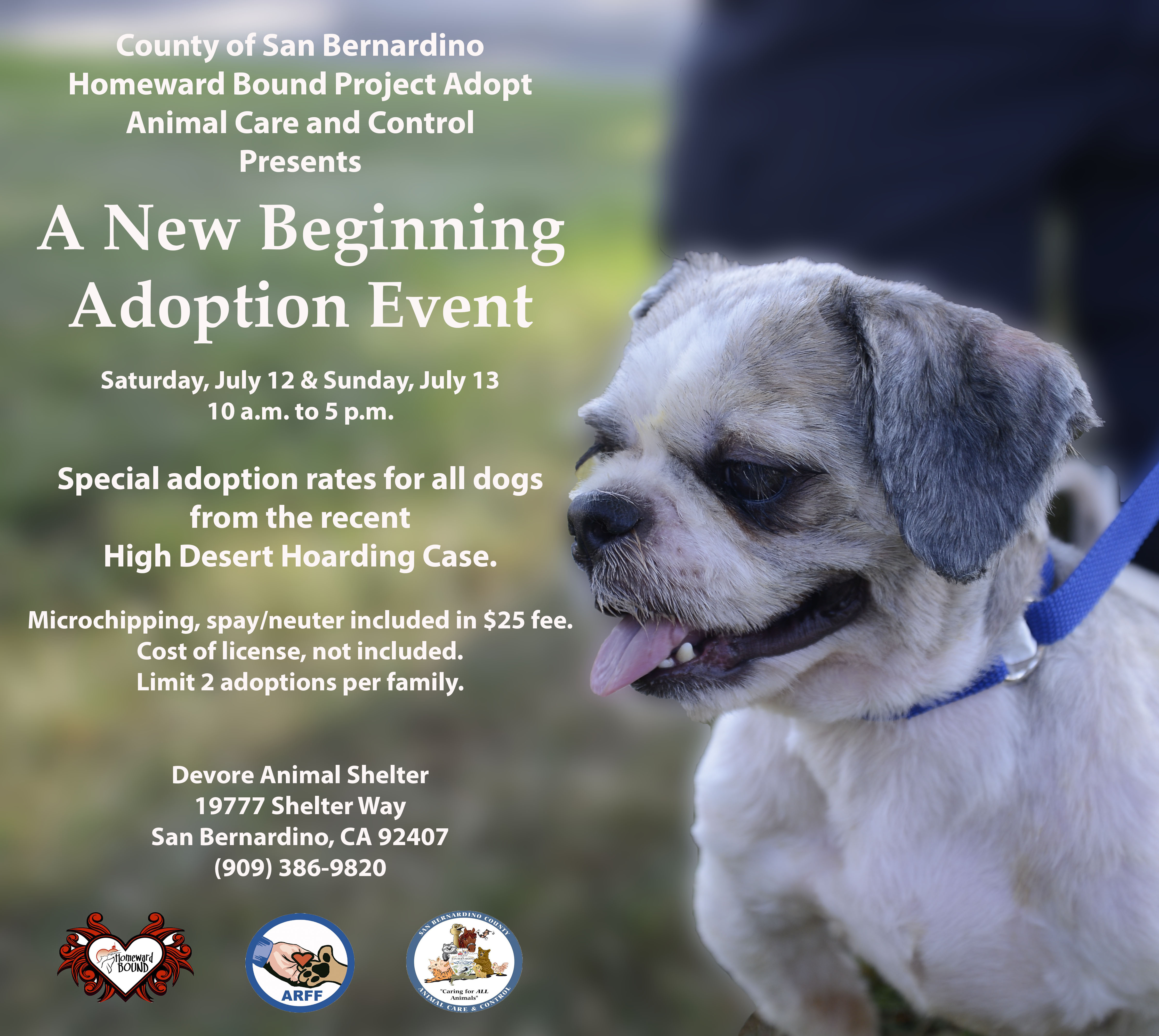 A New Beginning Adoption Event