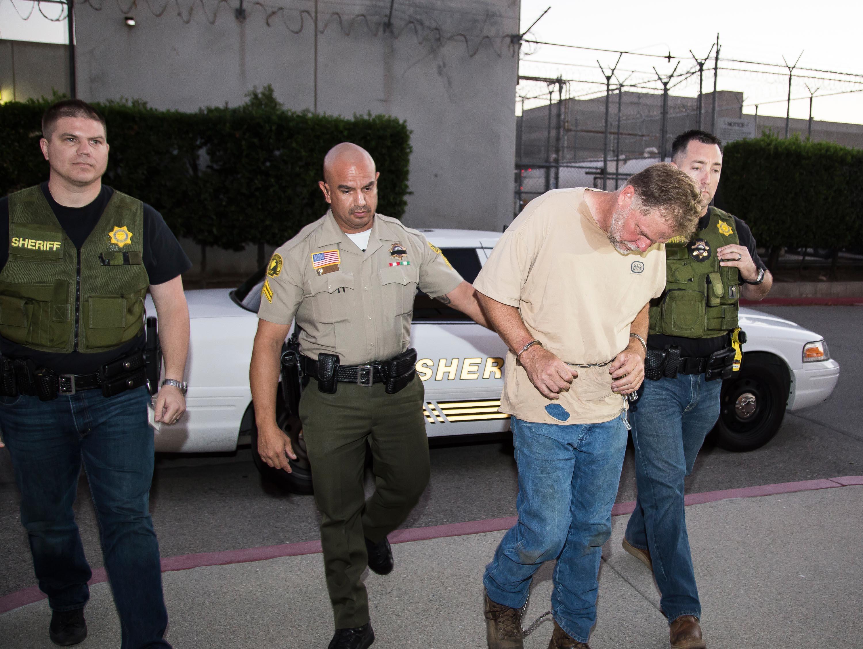 McStay arrest