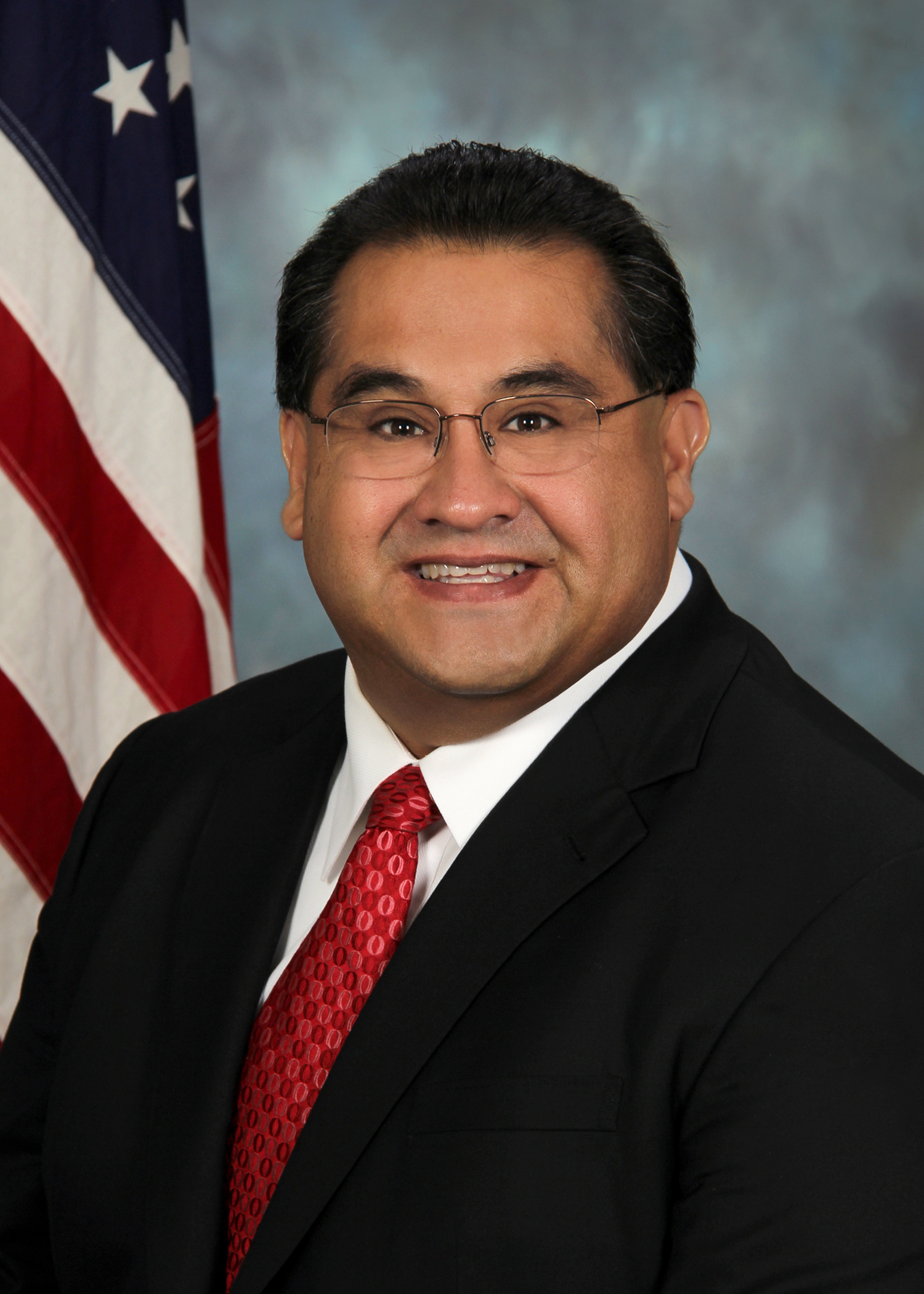 James Ramos official portrait