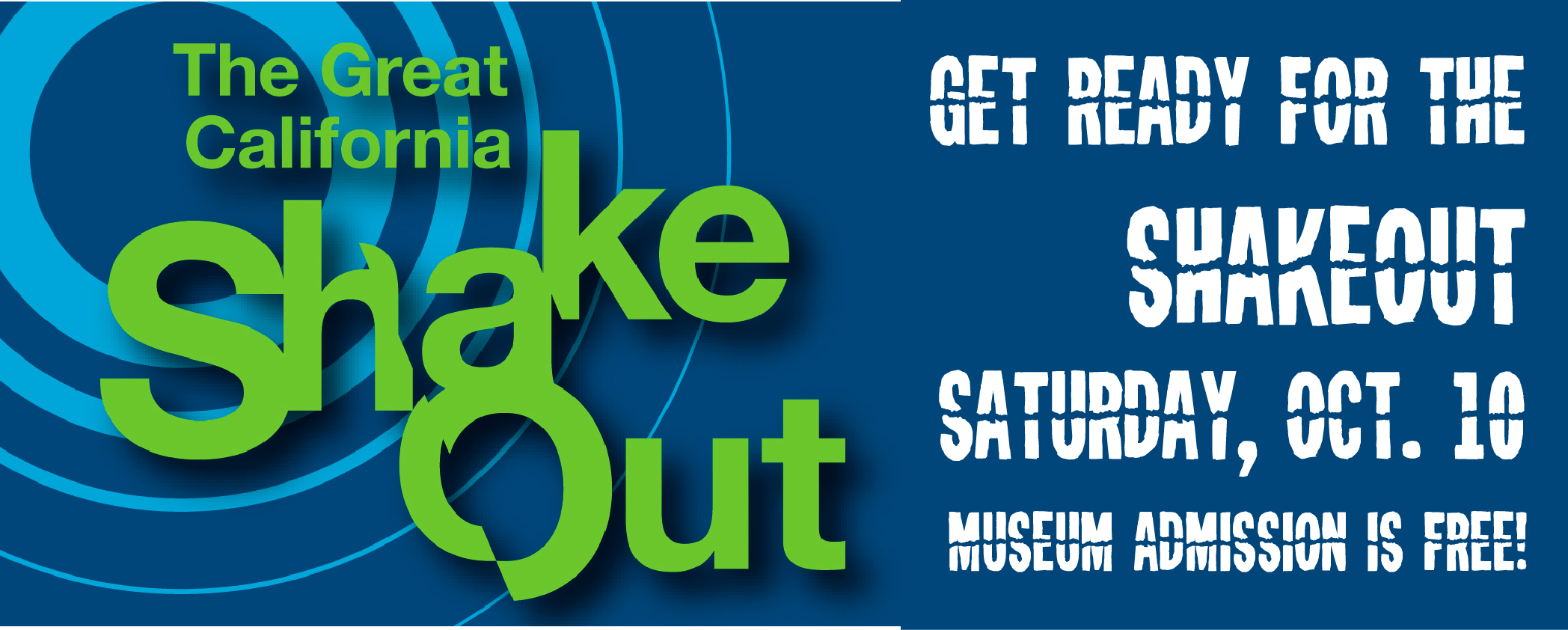 shakeout county museum