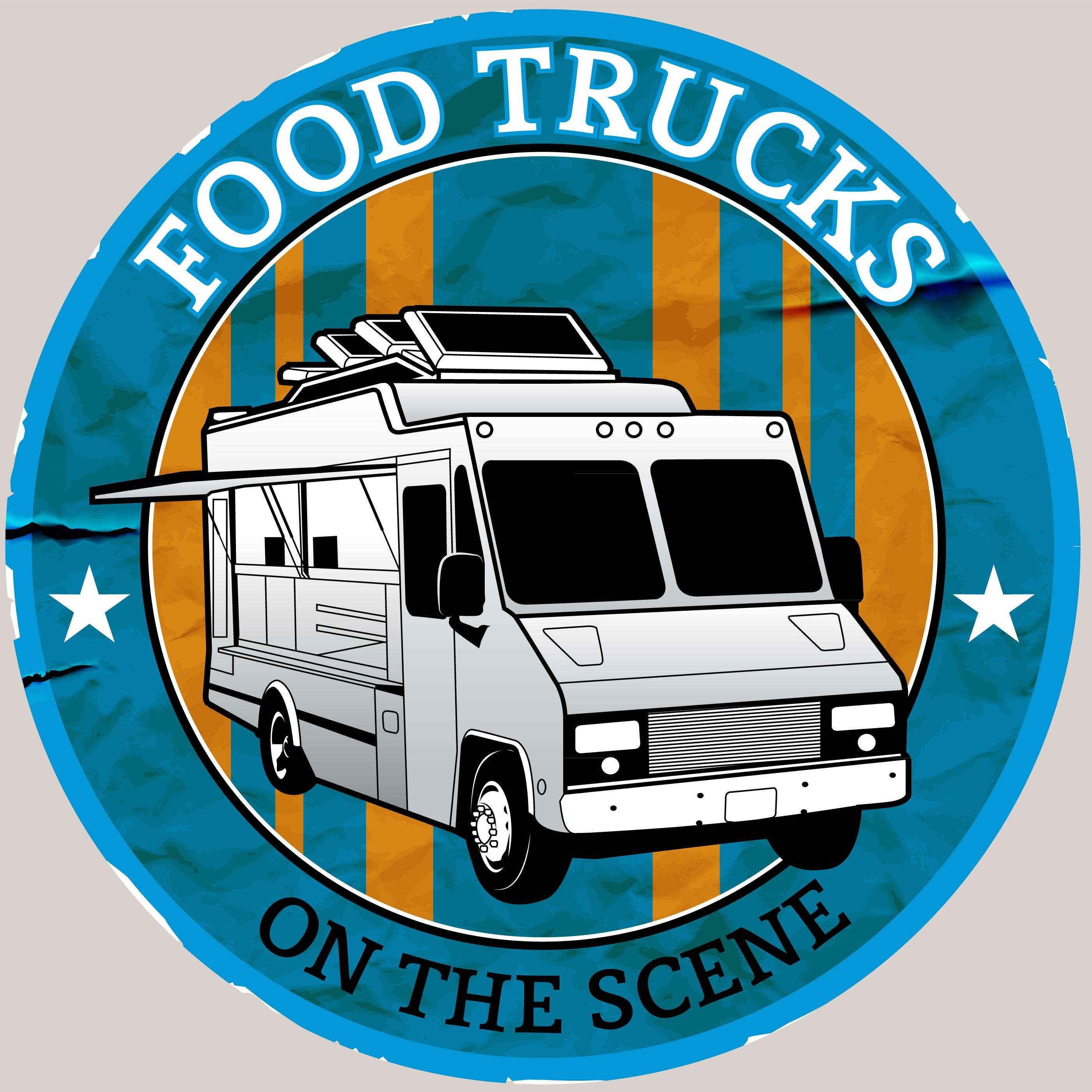 food trucks on the scene