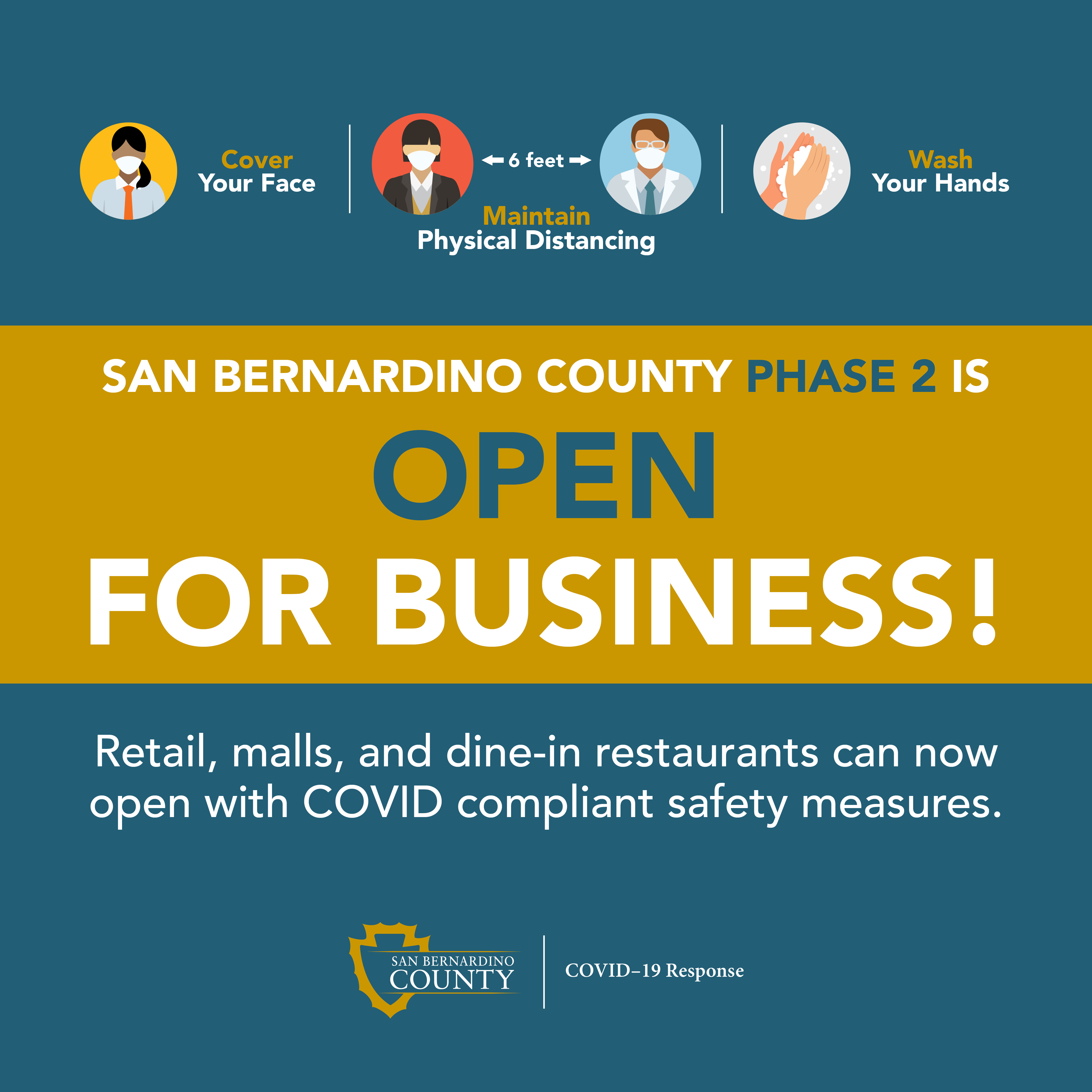 County Cleared To Reopen Restaurants