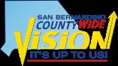 San Bernardino County Vision Logo