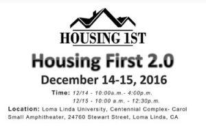 housing first 2.0