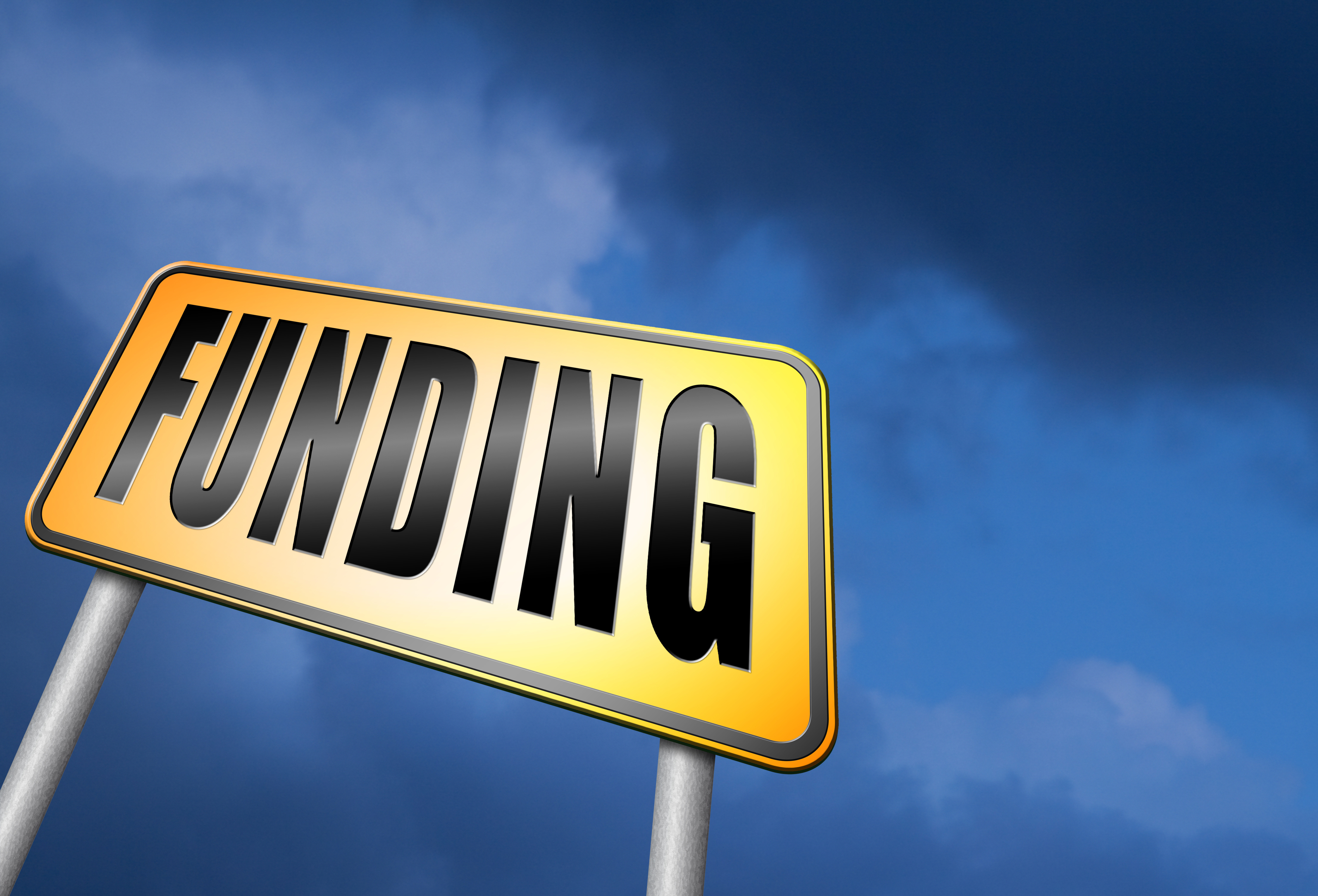 funding-sign