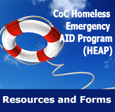 CoC Homeless Emergency Aid Program
