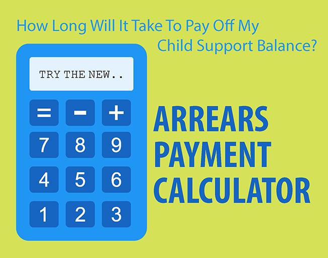 Arrears Payment Calculator