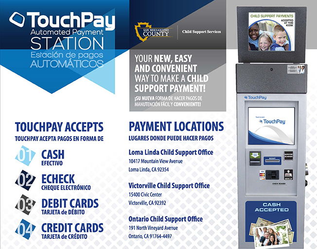 TouchPay Station