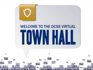 Townhall DCSS Sept