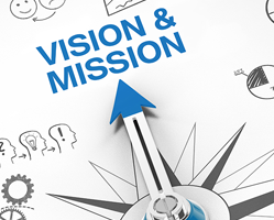 Vision, Mission, Values & Goals