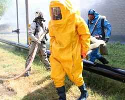 Chemical Terrorism Response