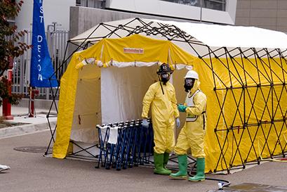 Biological terrorism