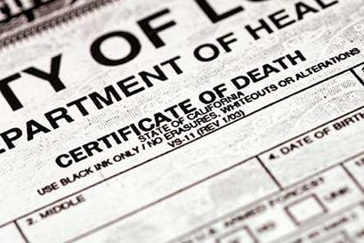 Burial Permits