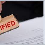 Certified Copy Eligibility