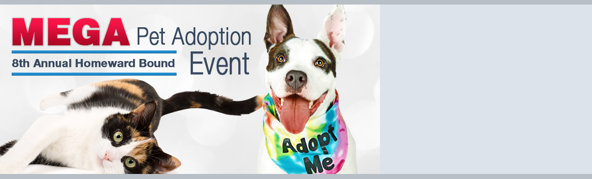 Mega Pet Adoption Event