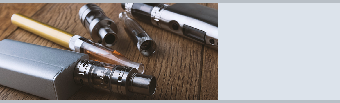 electronic vaping devices