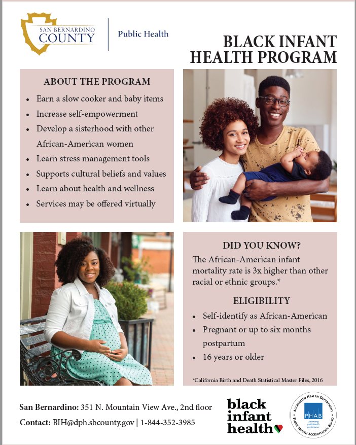 Black Infant Health