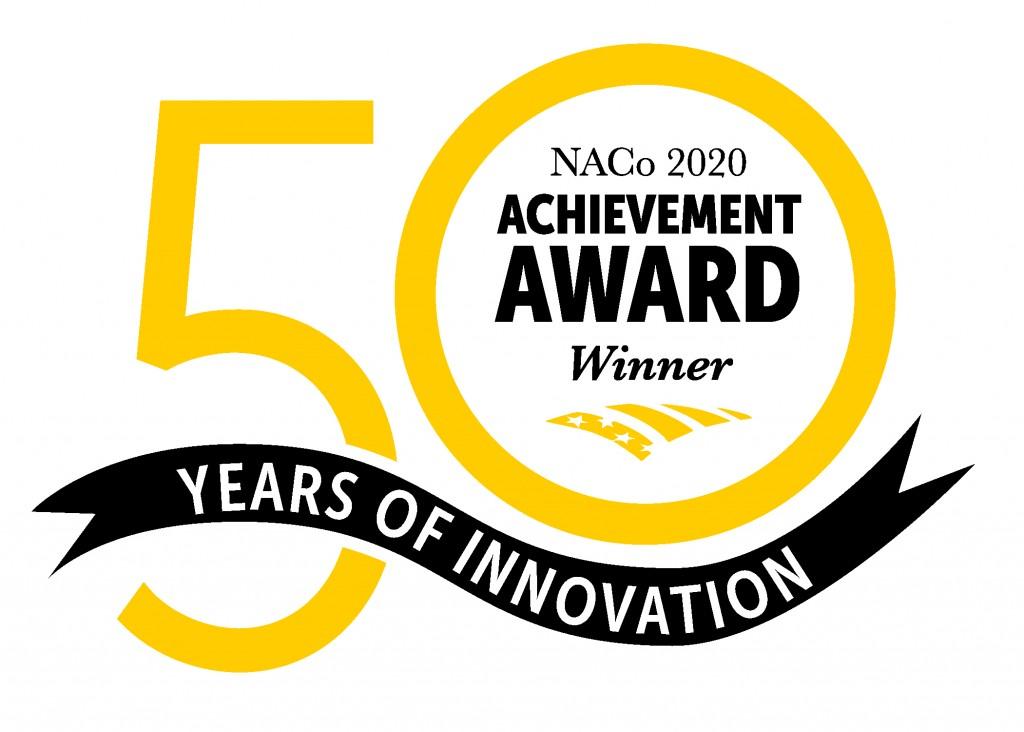 2020 NACo Winner Seal