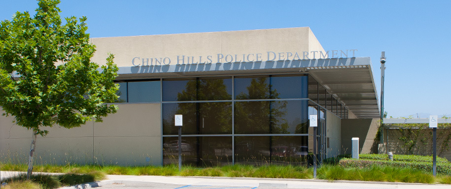 Chino Hills Patrol Station