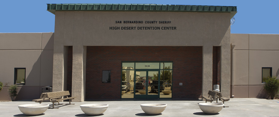 Desert Detention Center