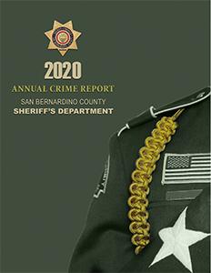 2020 Annual Crime Report