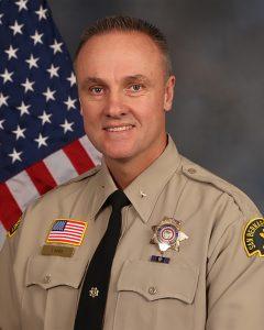 John Ades, Deputy Chief