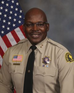 Horace Boatwright Assistant Sheriff