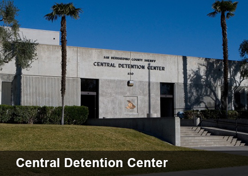 Central Detention Center