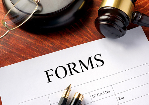 Civil Process Forms