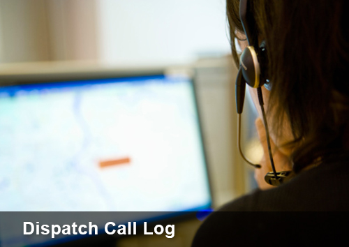Dispatch Call Log