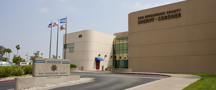 Sheriff's Corporate Office