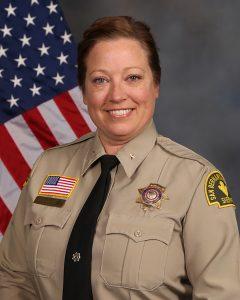 Shelley Krusbe, Deputy Chief