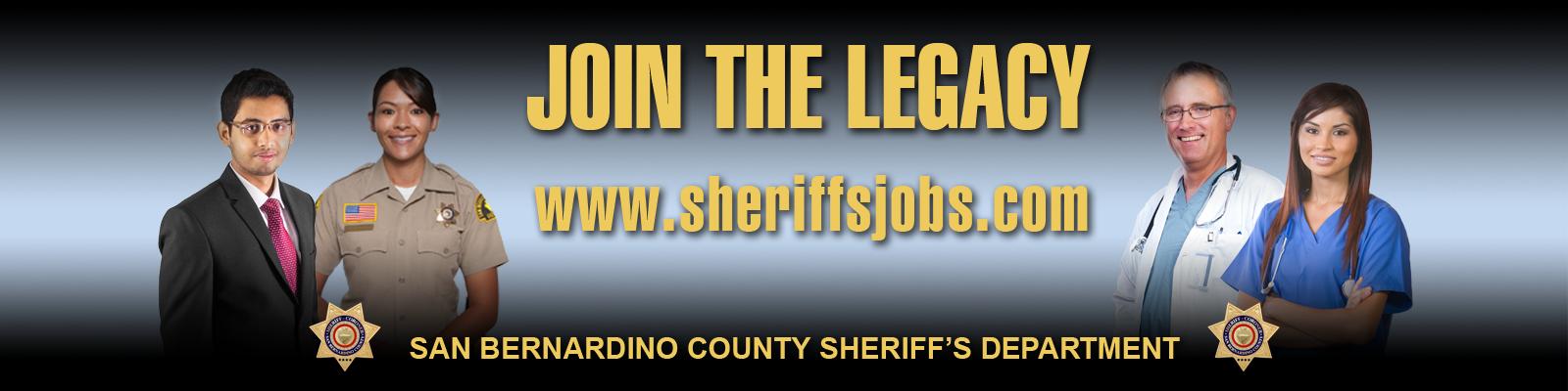 Legacy billboard for jobs website banner