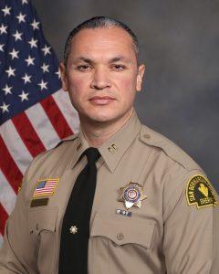 Victor Moreno, Captain