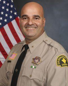 Sarkis Ohannessian Deputy Chief