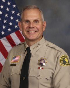Shannon Dicus, Sheriff