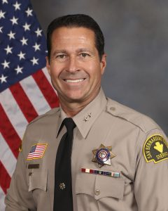 Robert Wickum Assistant Sheriff