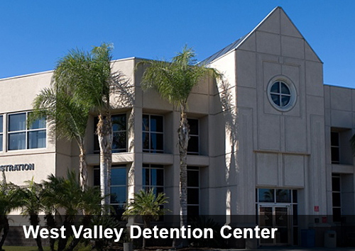 West Valley Detention Center