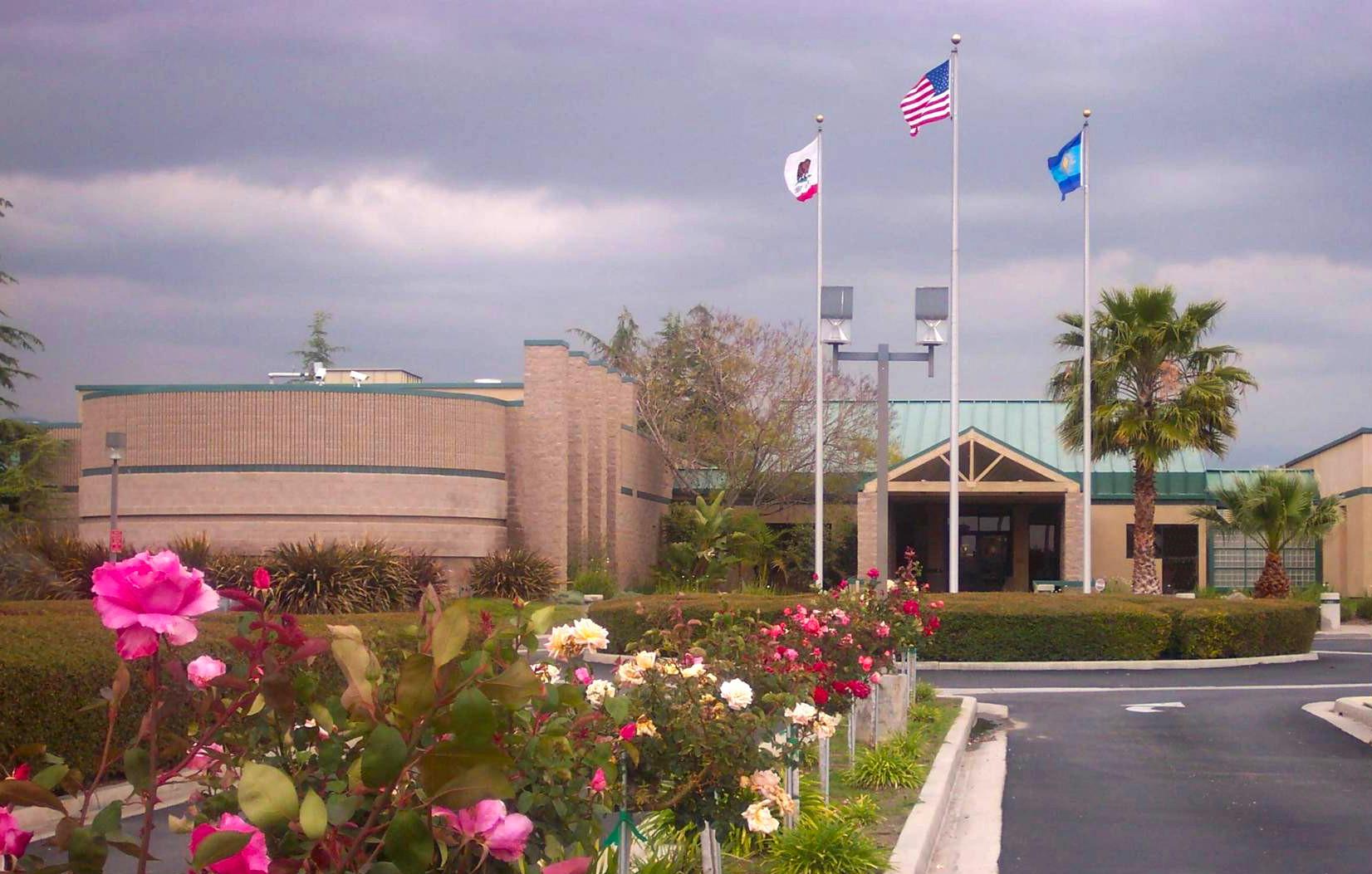 Coroner's Building