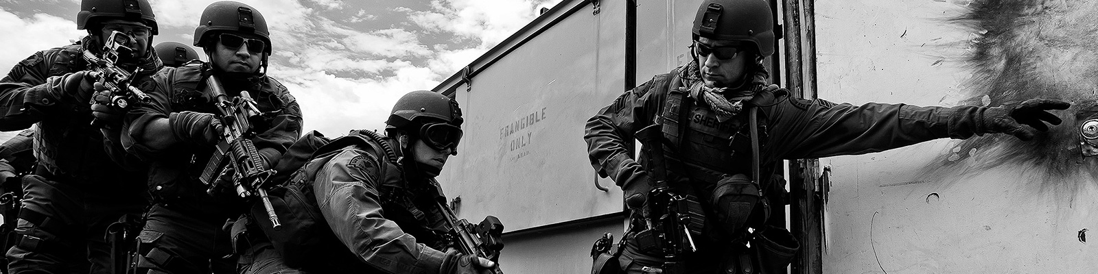 Swat Tactical Entry