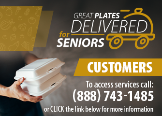 Great Plates CUSTOMERS