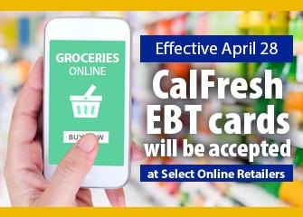 CalFresh EBT Cards