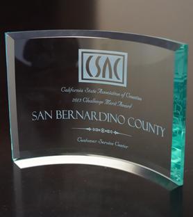 CSAC Awards 2013
