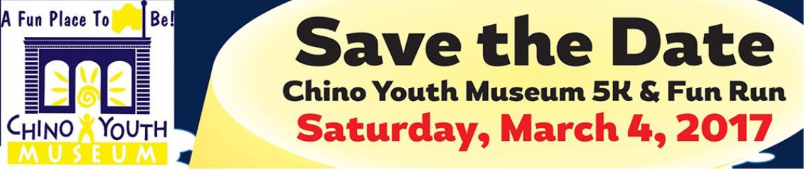 Chino Youth Museum 5K Fun Run