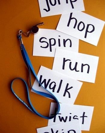 View the Resources page for physical activity tips