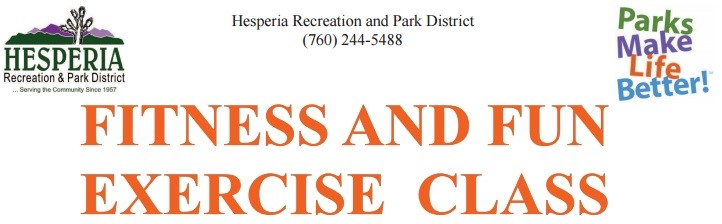Hesperia Fitness and Fun