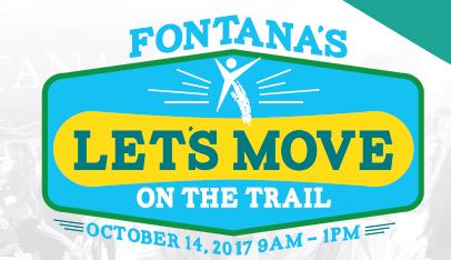Let's Move on The Trail - October 14