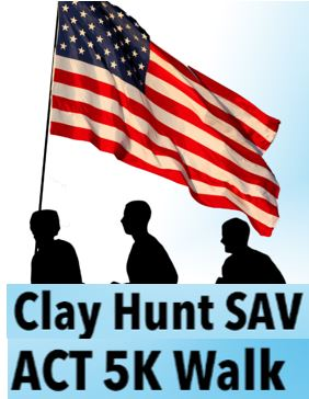 Clay Hunt Walk-March 24